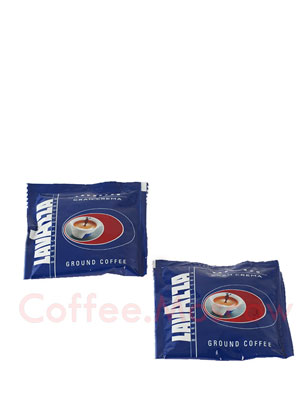 Кофе Lavazza в чалдах Gran Crema