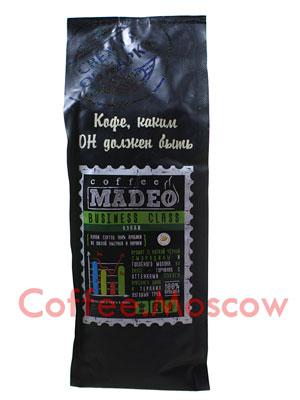 Кофе Madeo в зернах Business Class 500 гр