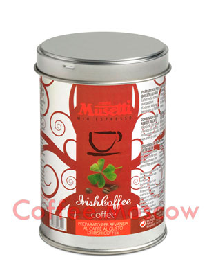 Кофе Musetti молотый Irish Coffee