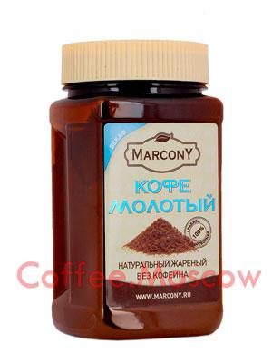 Кофе Marcony молотый Decaff 150 гр