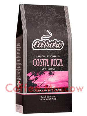 Кофе Carraro молотый Costa Rica 250 гр