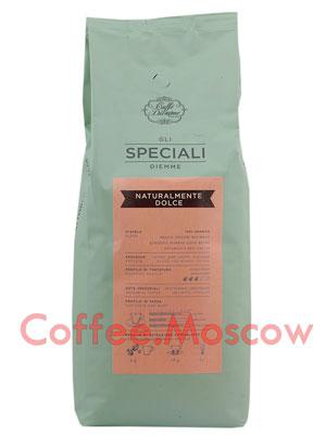 Кофе Diemme в зернах Gli Speciali Naturalmente Dolce 1 кг