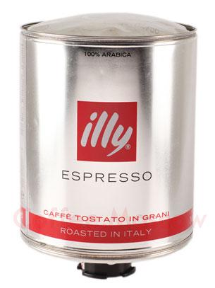 Кофе Illy в зернах Caffe Espresso (Темная обжарка)