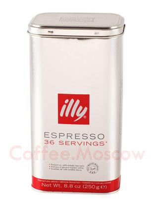 Кофе Illy в чалдах Espresso