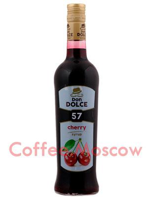 Сироп Don Dolce Вишня 0.7 л