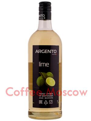 Сироп Argento Лайм 1 литр