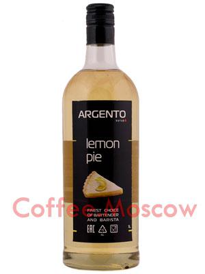 Сироп Argento Лимоный пирог 1 л
