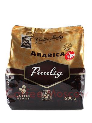Кофе Paulig Arabica в зёрнах 500 гр