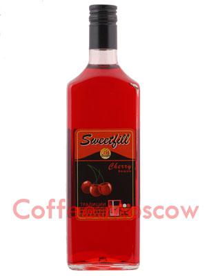 Сироп Sweetfill Вишня 0,5 л