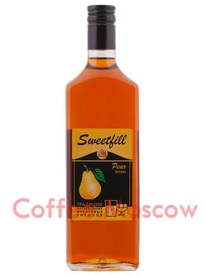 Сироп Sweetfill Дюшес 0,5 л