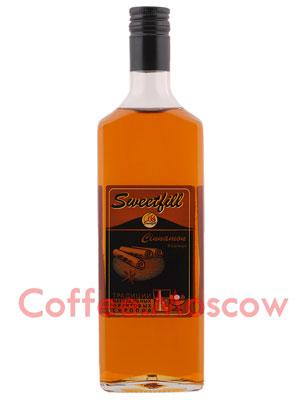Сироп Sweetfill Корица 0,5 л