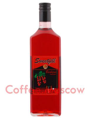 Сироп Sweetfill Барбарис 0,5 л