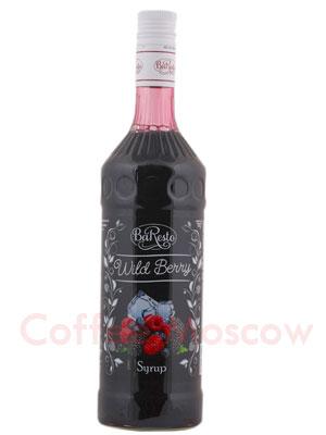 Сироп BaResto Лесная ягода 1 л
