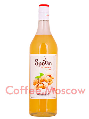 Сироп Spoom Миндаль 1 л