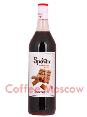 Сироп Spoom Шоколад 1 л