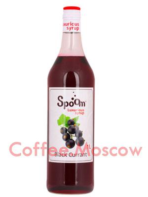 Сироп Spoom Черная Смородина 1 л