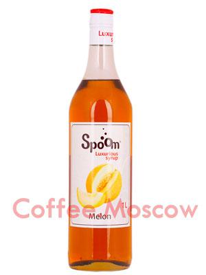 Сироп Spoom Желтая Дыня 1 л