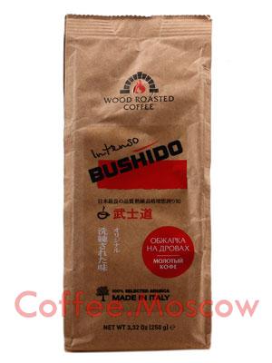 Кофе Bushido молотый Intenso 250 гр