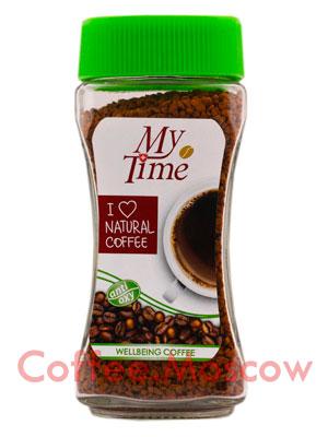 Кофе My Time Anti-Oxy растворимый 95 гр