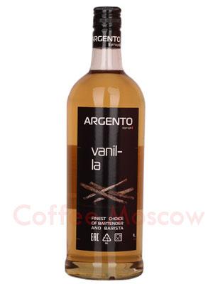 Сироп Argento Ваниль 1 литр