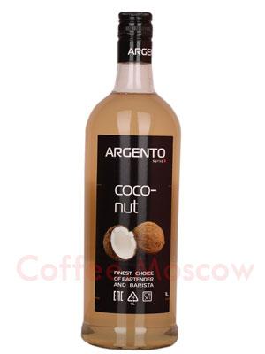 Сироп Argento Кокос1 литр