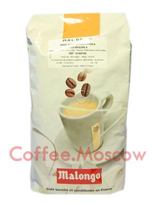 Кофе Malongo в зернах India Malabar 1кг