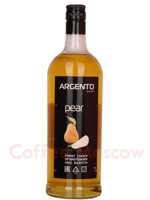 Сироп Argento Груша 1 литр