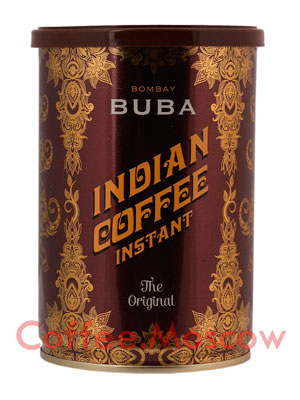 Кофе Buba Indian Coffee растворимый порошкообразный 95 гр