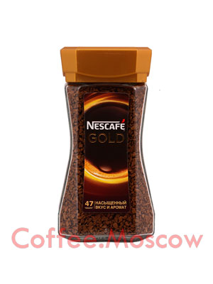 Кофе Nescafe Gold 95 гр