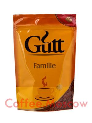 Кофе Gutt растворимый Familie 75 гр