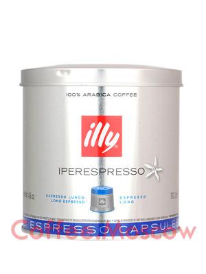 Кофе Illy в капсулах Iperespresso Lungo