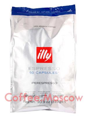 Кофе Illy в капсулах Iperespresso Prof Lungo 310 гр (Для профессиональных кофемашин)