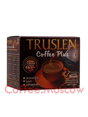 Кофе Truslen Coffee Plus Collagen 10 пакетиков по 16 гр