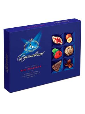 Набор конфет Красный Октябрь Вдохновение Mini Desserts 165 гр