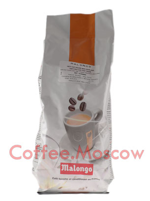 Кофе Malongo в зернах Haiti Red Cap Fair Trade 1кг