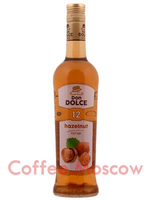 Сироп Don Dolce Фундук 0.7 л