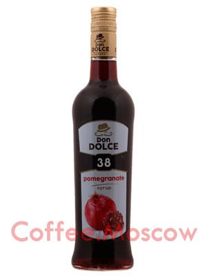 Сироп Don Dolce Гранат 0.7 л