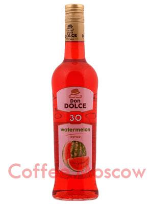 Сироп Don Dolce Арбуз 0.7 л
