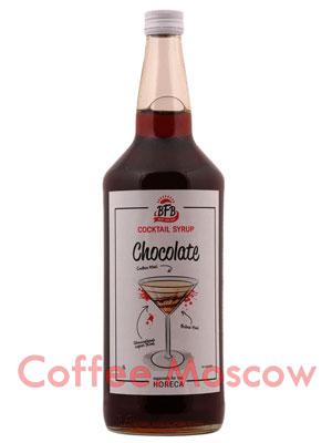 Сироп BFB Шоколад 1 л