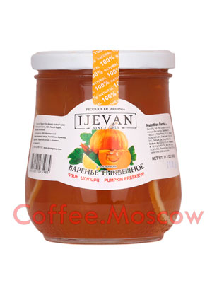 Варенье Иджеван Тыква с лимоном 600 гр