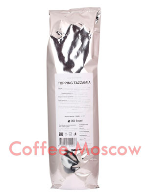 Молочный растворимый напиток TAZZAMIA «TOPPING» 1кг