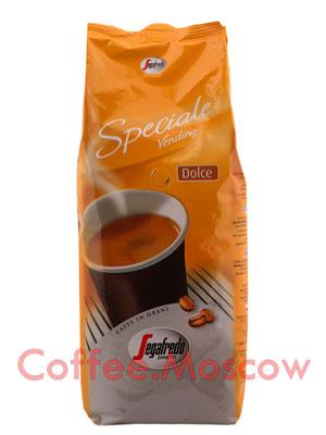 Кофе Segafredo в зернах Vending Dolce 1 кг