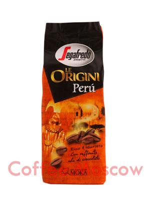 Кофе Segafredo молотый Le Origini Peru 250 гр