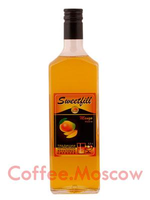 Сироп Sweetfill Манго 0,5 л