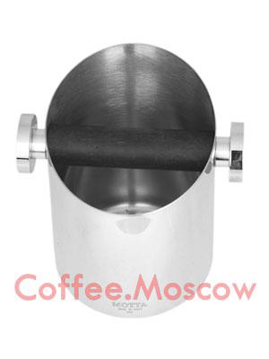 Нок-бокс Motta 10,5 см (Knock Box) обрезиненный