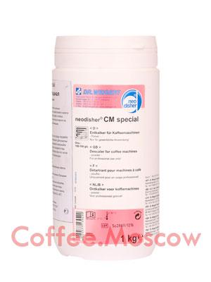 Чистящее средство Neodisher CM special , Средство для удаления накипи для кофемашин 1 кг