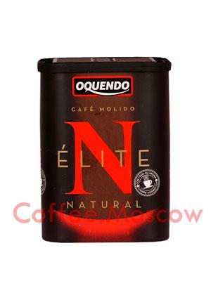 Кофе Oquendo молотый Elite natural 250 гр