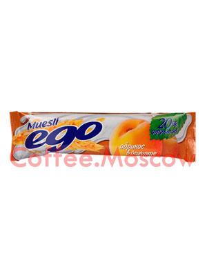Батончики Мюсли Ego Абрикос в йогурте
