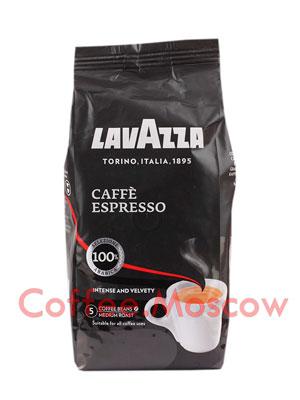 Кофе Lavazza в зернах Espresso 500 гр в.у.