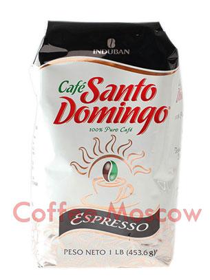 Кофе Santo Domingo молотый Puro Cafe Espresso 454 гр